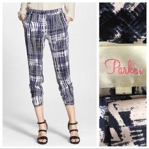 """Parker """"Devin"""" silk pants"""